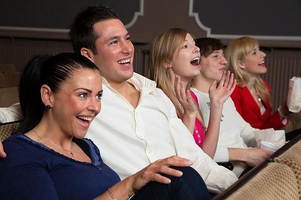 Bigstock_ 109964470 - Laughing Audience