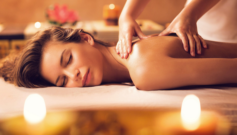 Relaxing Mind and Body Massage