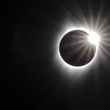 Sisters, Oregon Eclipse