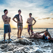 Costa Rica, Surf Gang