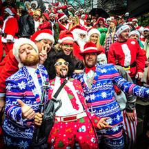 Seattle Santa Con