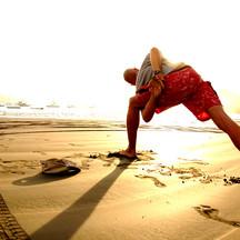 Morning Yoga, Costa Rica