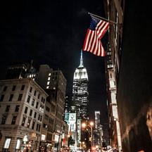 NYC, Empire's Flag