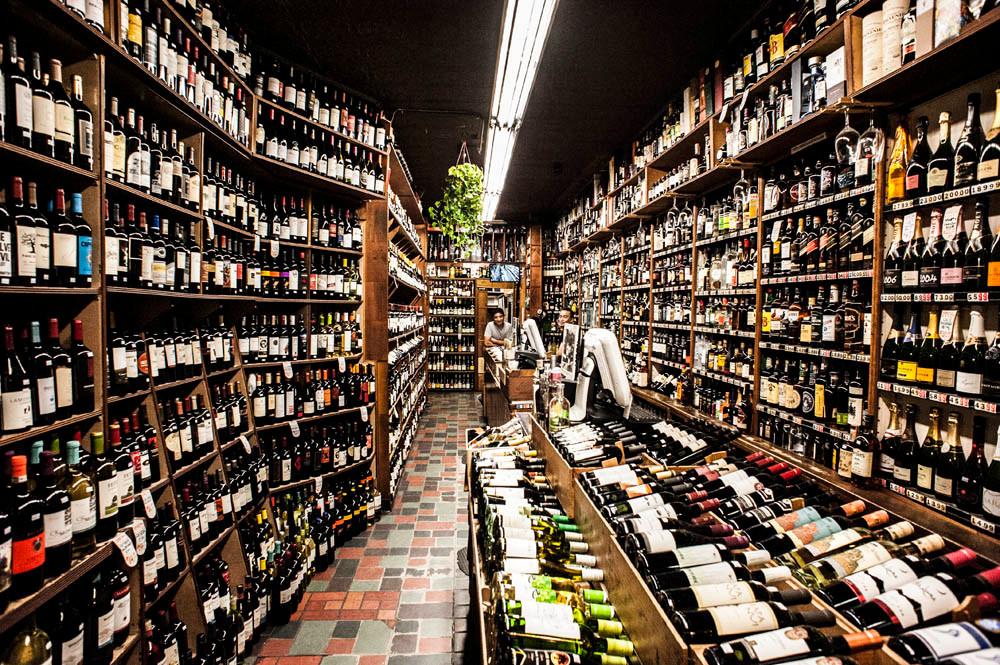 NYC Bottleshop
