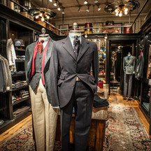 NYC Ralph Lauren Showroom