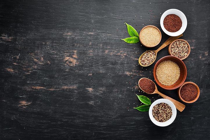 Get quality quinoa seeds from Quinoa Qua