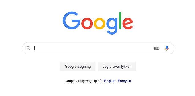 Bliv fundet på Google med Webbryggeriet.