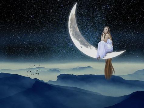 Nouvelle lune / Nouvelles résolutions