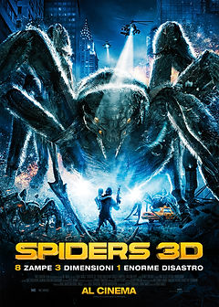 Spiders 3D - M2 Pictures