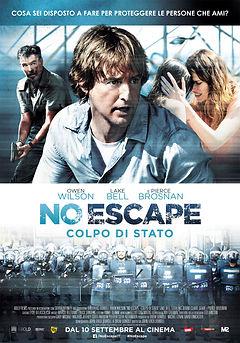 Survivor poster italiano