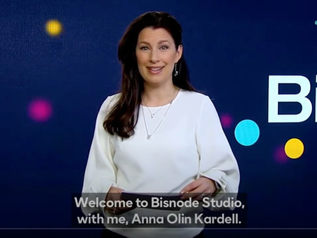 Programledare - Bisnode Studios