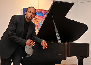 Gino Montille pianiste