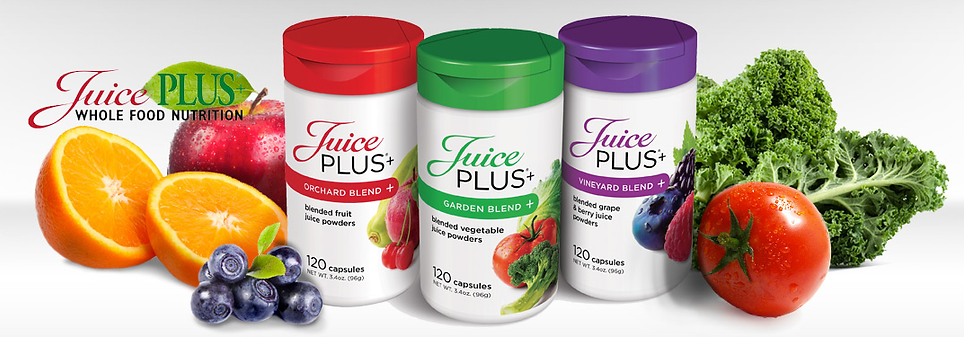 Juice Plus - Whole Food Nutrition