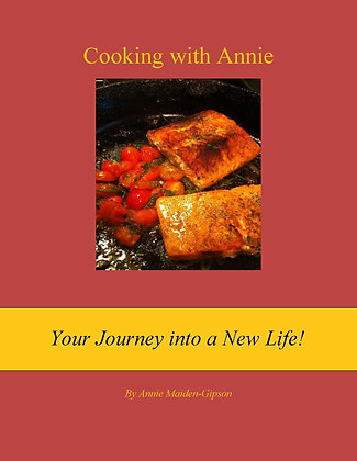 Cooking With Annie Cookbook