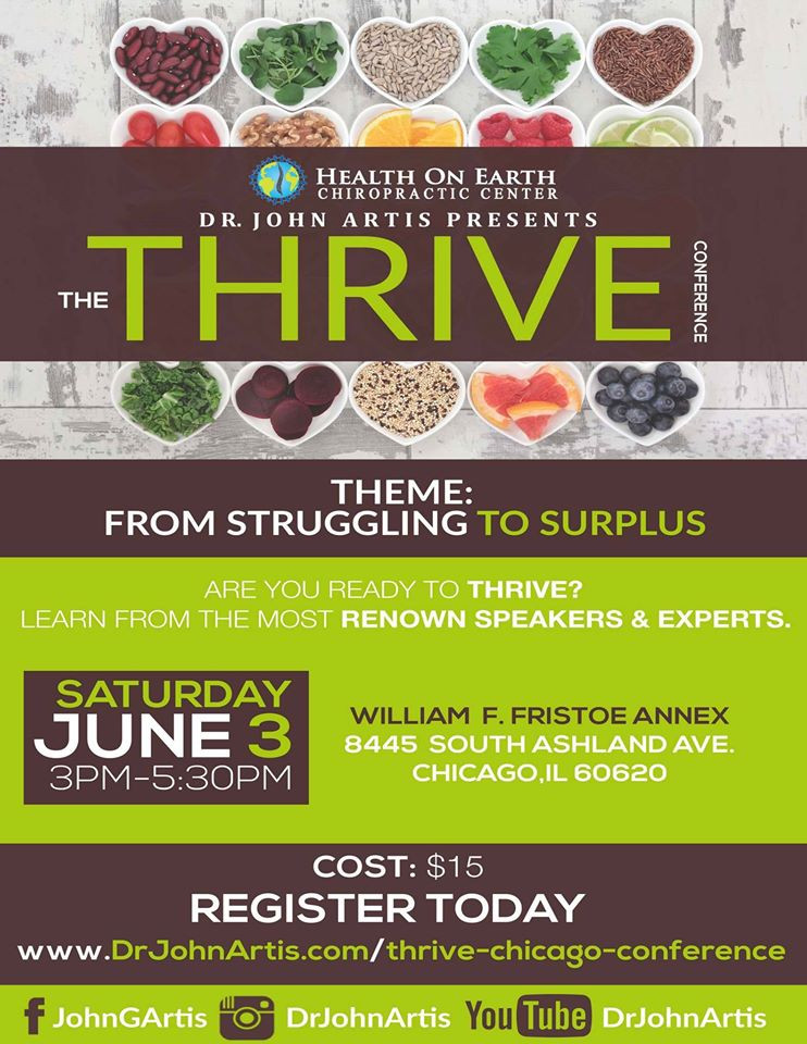 The Thrive Conference