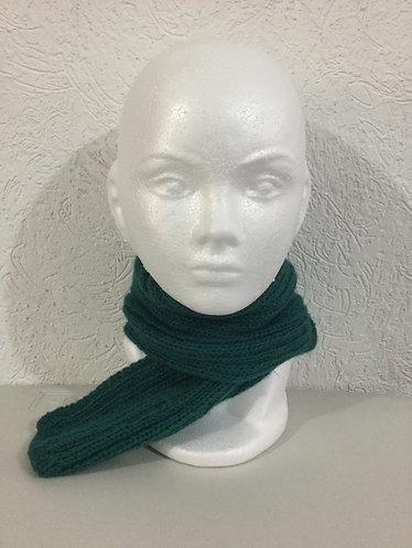 Bufanda - B017 Verde Esmeralda
