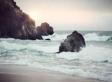 online emdr therapie: trotseer de rotsen en woeste golven in jezelf