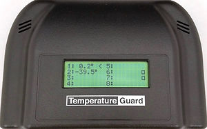 Temperture Guard Refrigerator/Freezer Guard