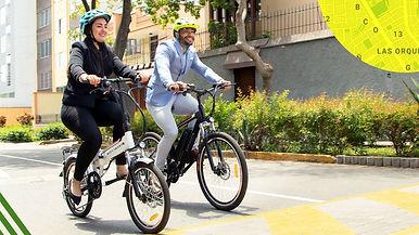 Movimento bicicletas Perú 2021