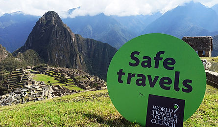 Machu Picchu Safe Travel´s 2020