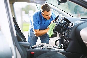 desinfectar el auto 2021