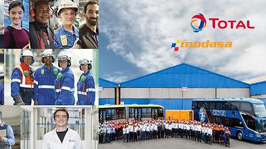 Alianza entre MODASA y Total 2020