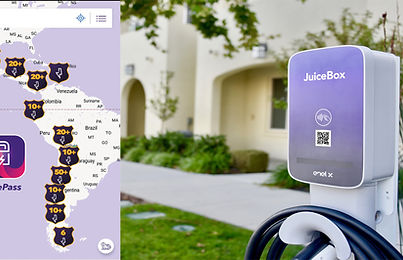 Cargadores autos eléctricos Enel X