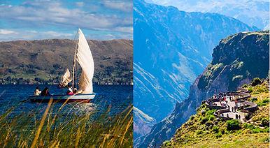 Titicaca y Colca Perú 2021