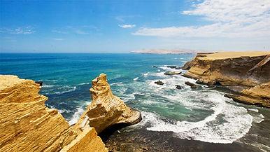 Paracas reactivación turismo 2020