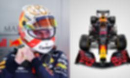 Max Verstappen RB16 F1 2020
