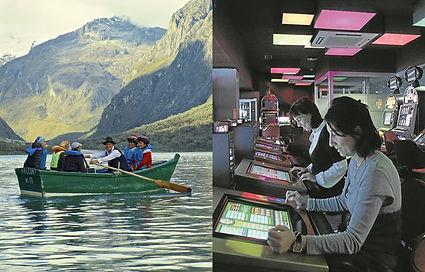 Protocolos turismo y salas de juego Mincetur 20020