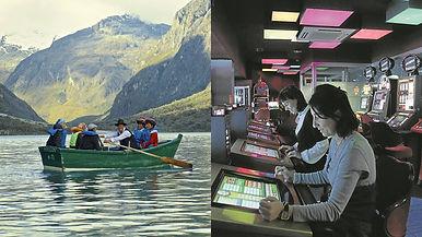 Protocolo turismo y salas de juego 2020