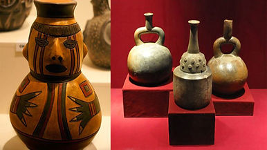 Perú en museo Británico de Londres 2021