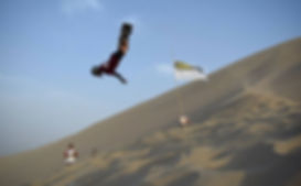 Mundial de Sandboard Huacachina