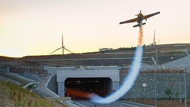 Dario Costa avión Red Bull 2021