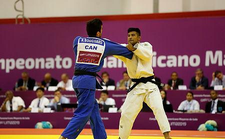 judo internacional Perú 2020