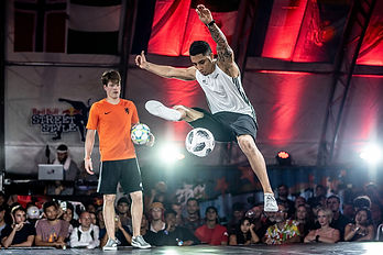 Fútbol Freestyle 2020