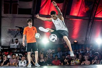 Fútbol Freestyle 2020