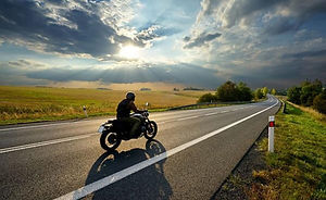 Fiestas Patrias en motocicleta 2021