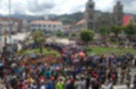 carnavales Perú 2020