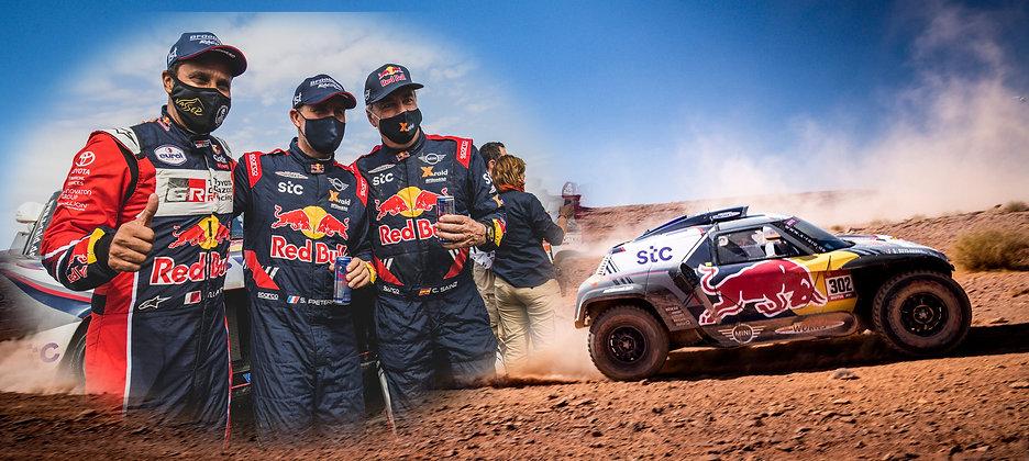 Dakar 2021 final