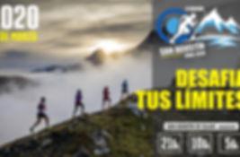 San Agustín Trail 2020
