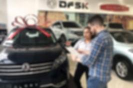 DFSK compra mi primer auto