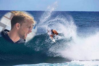 Miguel Tudela ISA surf El Salvador 2021
