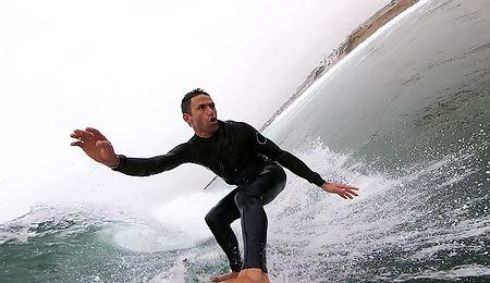 Gabriel Villlarán regresa al surf 2020