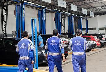 Subaru Service 2020