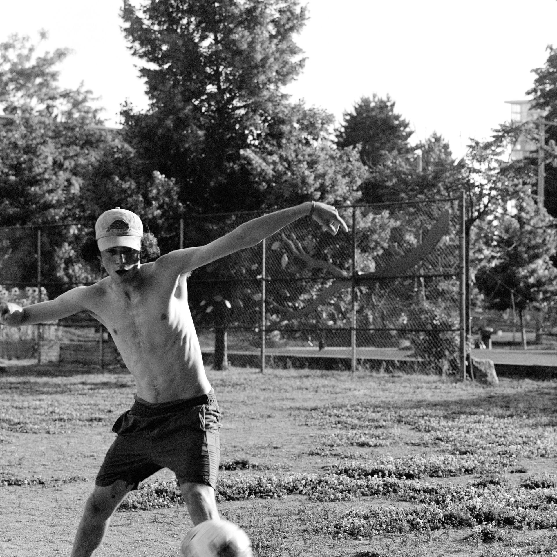 Clyde, pelota