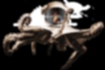 Ligature Marks, Astronaut Octopus, Octopus Astronaut, astropus