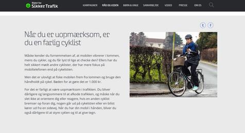 Lars Krogsgaard Project: Rådet for Sikker Trafik
