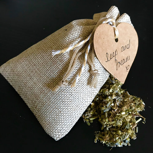 Full Moon Herbal Sleep & Dream Pouch